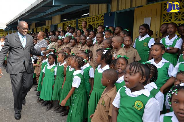 Ruel Reid - Mona Heights Primary