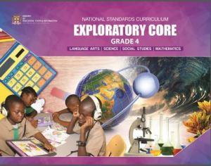 Grade 4 – Exploratory Core – Language Arts/Science/Social Studies/Mathematics
