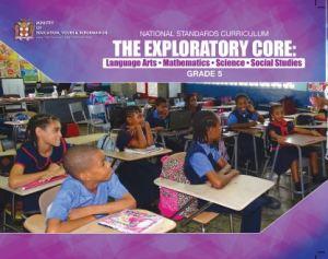 Grade 5 – Exploratory Core – Language Arts/Mathematics/Science/Social Studies