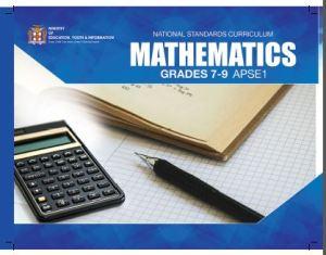 Grade 7 – 9 – Mathematics – National Standards Curriculum