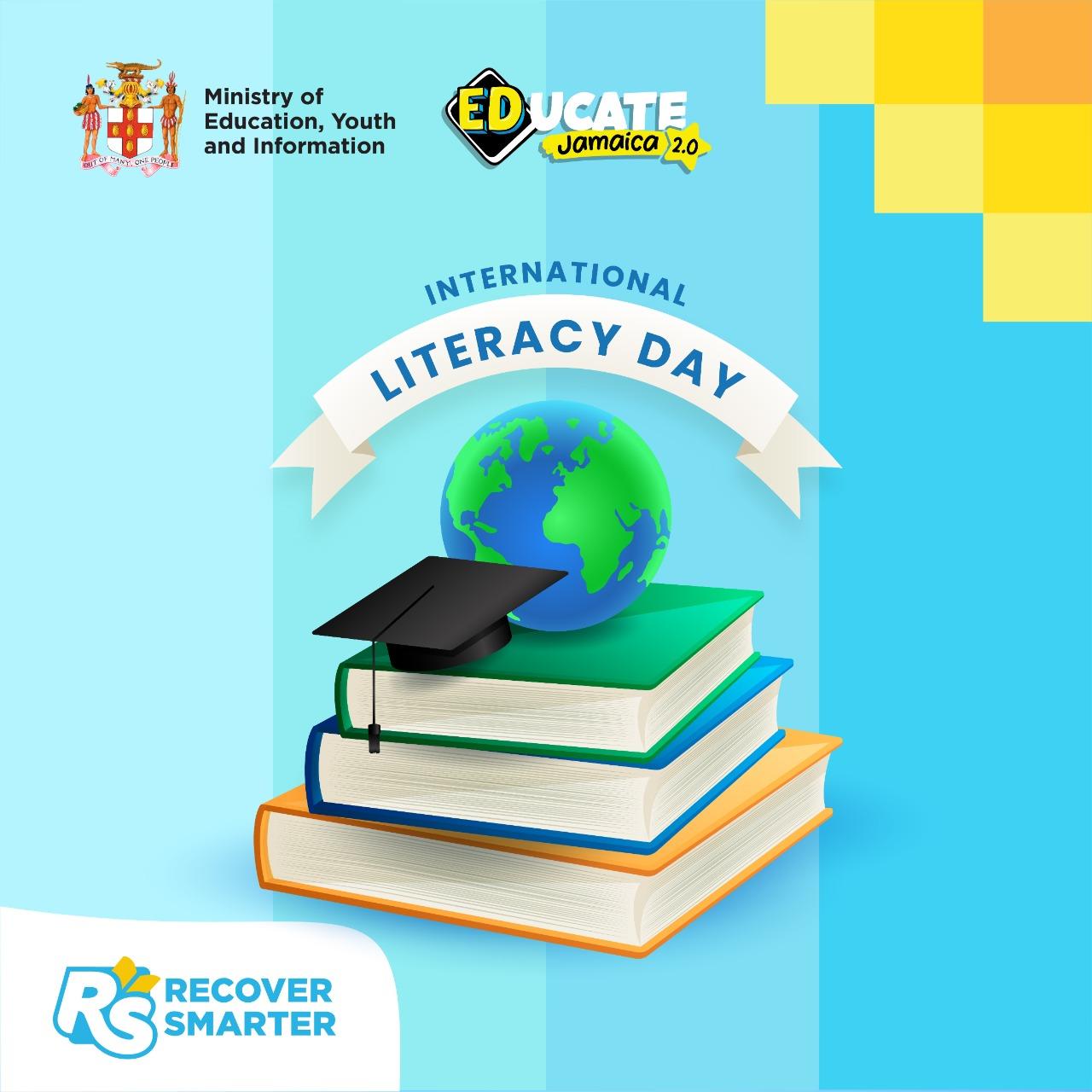 International Literacy Day 2021
