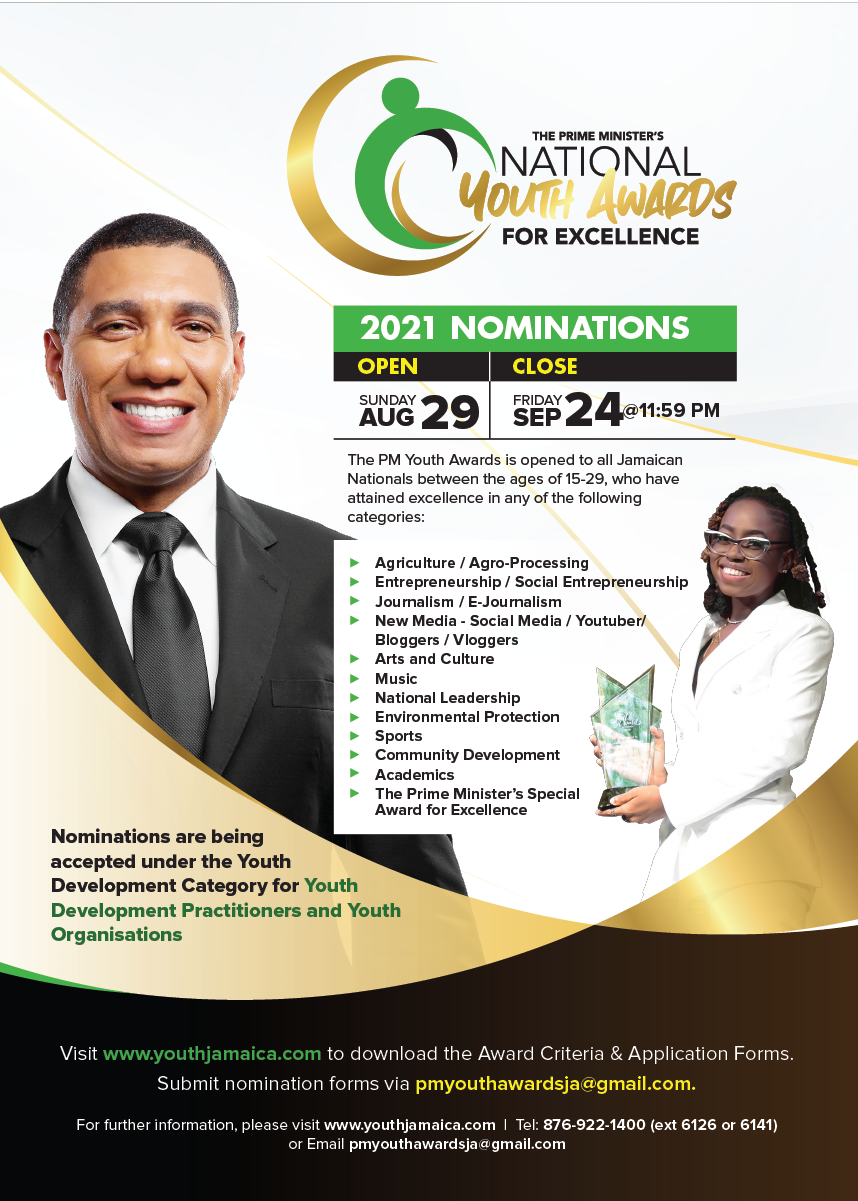 Prime Minister's National Youth Awards for Excellence