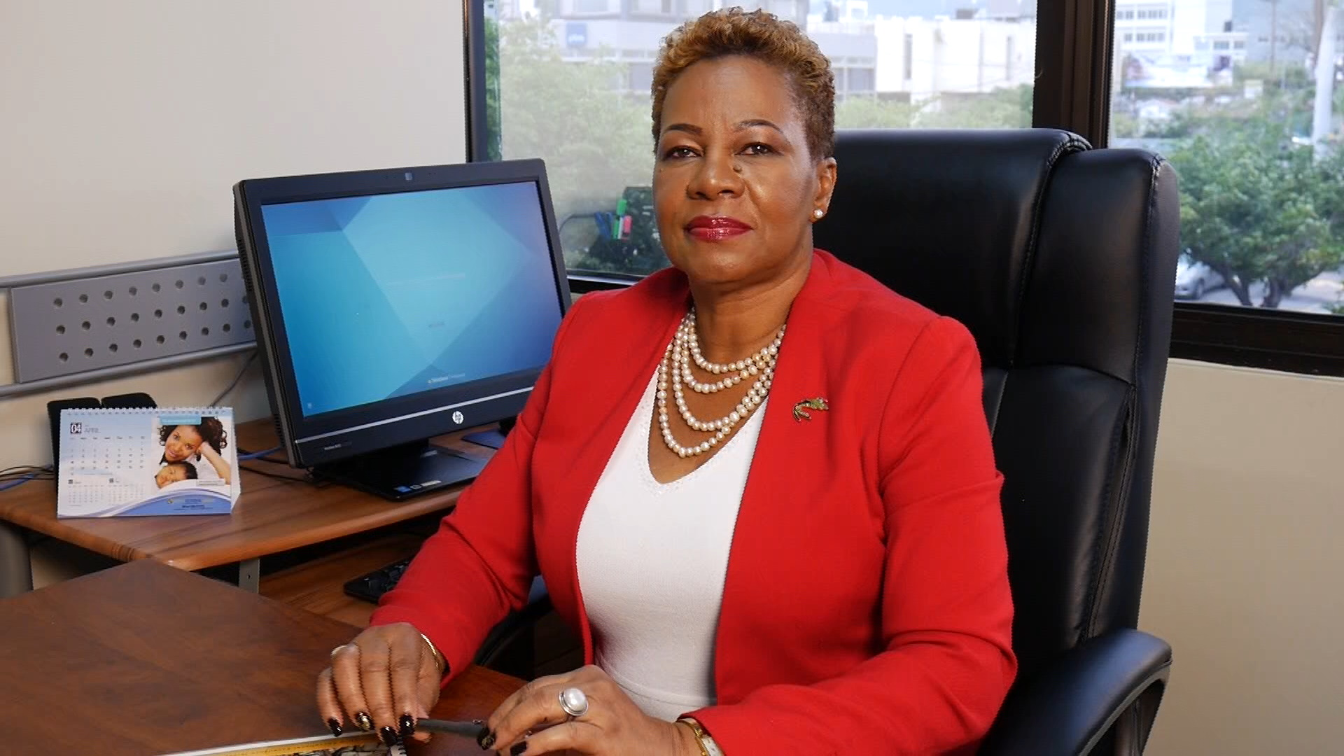 MoEYI welcomes new Acting Permanent Secretary, Mrs. Maureen Dwyer